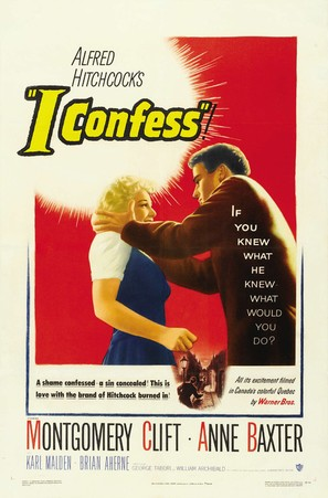 I Confess - Movie Poster (thumbnail)
