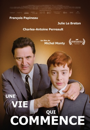 Une vie qui commence - Canadian Movie Poster (thumbnail)