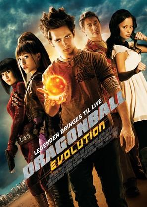 Dragonball Evolution - Theatrical movie poster (thumbnail)