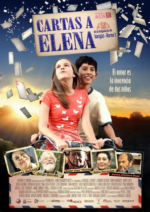 Cartas a Elena - Mexican Movie Poster (thumbnail)