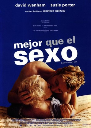 Better Than Sex - Spanish poster (thumbnail)