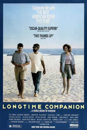 Longtime Companion - Movie Poster (thumbnail)