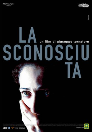 La sconosciuta - Italian Movie Poster (thumbnail)
