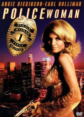 """""""Police Woman"""" - DVD movie cover (thumbnail)"""