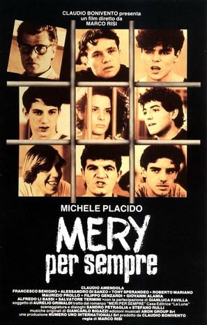 Mery per sempre - Italian Movie Poster (thumbnail)