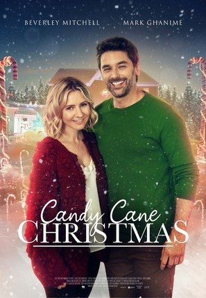 Candy Cane Christmas - Canadian Movie Poster (thumbnail)
