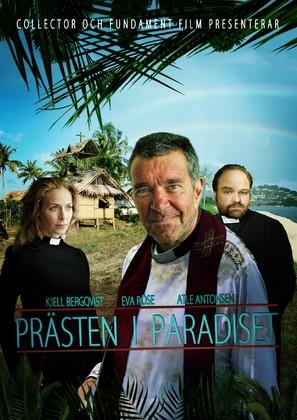 Prästen i paradiset - Swedish Movie Poster (thumbnail)