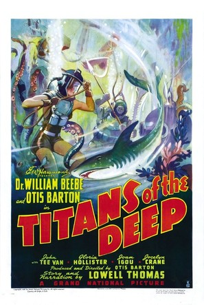 Titans of the Deep - Movie Poster (thumbnail)