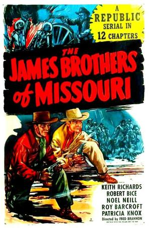 The James Brothers of Missouri