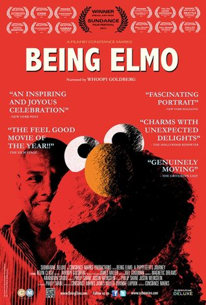 Being Elmo: A Puppeteer's Journey - Movie Poster (thumbnail)