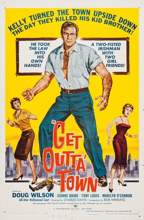 Get Outta Town - Movie Poster (thumbnail)