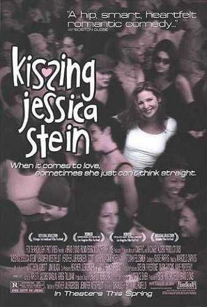 Kissing Jessica Stein - Movie Poster (thumbnail)