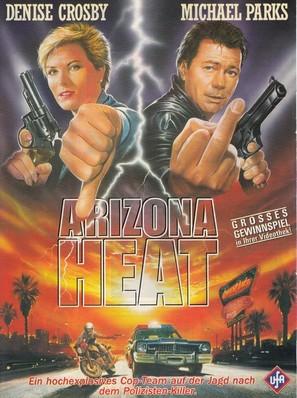 Arizona Heat - German Movie Poster (thumbnail)
