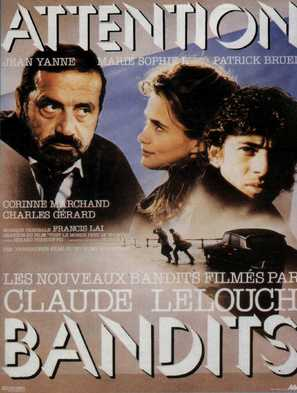 Attention bandits! - French Movie Poster (thumbnail)