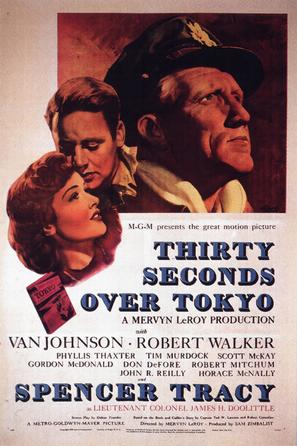 Thirty Seconds Over Tokyo - Movie Poster (thumbnail)