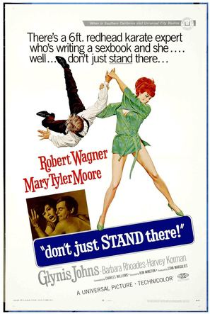 Don't Just Stand There! - Movie Poster (thumbnail)