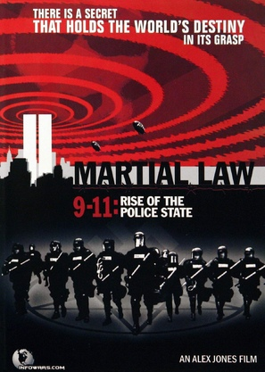 Martial Law 9 11 - poster (thumbnail)