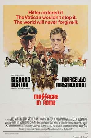 Rappresaglia - Movie Poster (thumbnail)
