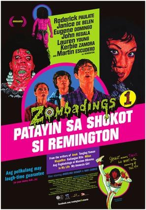 Zombadings 1: Patayin sa shokot si Remington - Philippine Movie Poster (thumbnail)