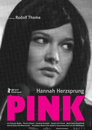 Pink - German Movie Poster (thumbnail)