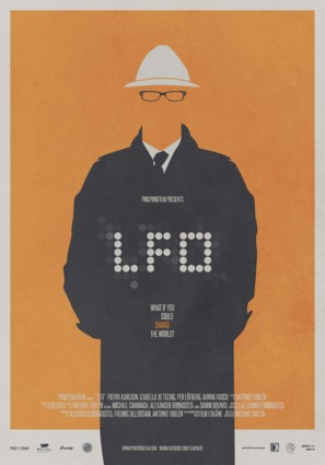 LFO: The Movie - Swedish Movie Poster (thumbnail)