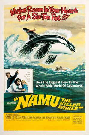 Namu, the Killer Whale - Movie Poster (thumbnail)