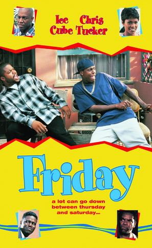 Friday - Movie Poster (thumbnail)