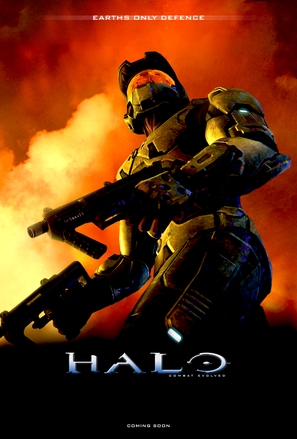 Halo - poster (thumbnail)