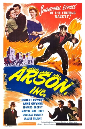 Arson, Inc. - Movie Poster (thumbnail)