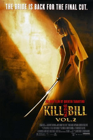 Kill Bill: Vol. 2 - Movie Poster (thumbnail)