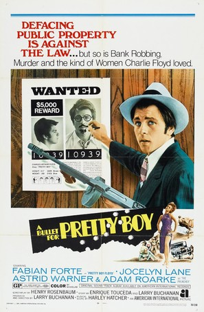 A Bullet for Pretty Boy - Movie Poster (thumbnail)