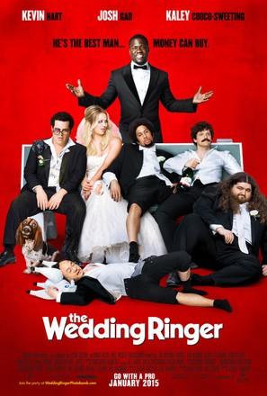 The Wedding Ringer - Movie Poster (thumbnail)