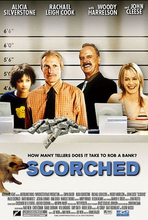 Scorched - Movie Poster (thumbnail)