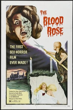 La rose écorchée - Movie Poster (thumbnail)