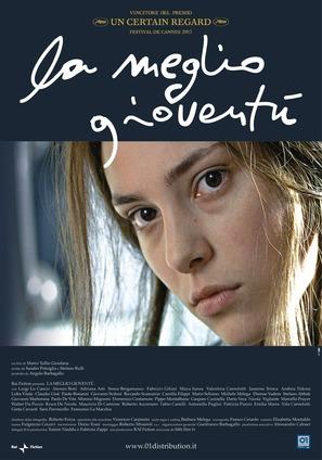 La meglio gioventù - Italian Movie Poster (thumbnail)