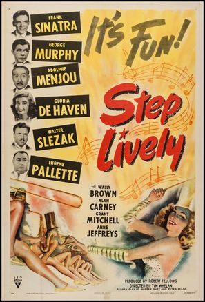 Step Lively - Movie Poster (thumbnail)