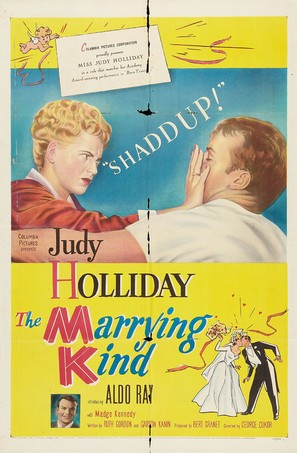The Marrying Kind - Movie Poster (thumbnail)