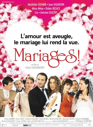 Mariages! - French poster (thumbnail)