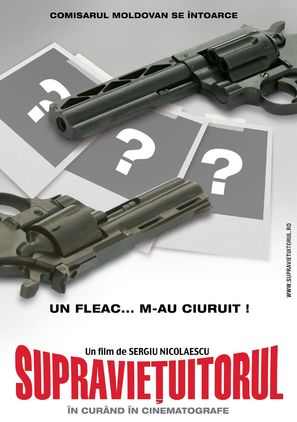 Supravietuitorul - Romanian poster (thumbnail)