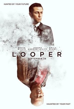 Looper - Movie Poster (thumbnail)