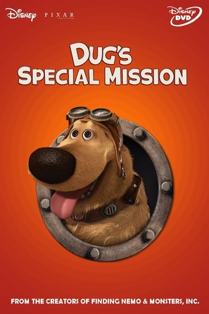 Dug's Special Mission - Movie Cover (thumbnail)