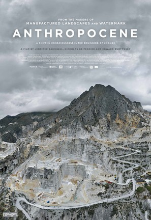 Anthropocene: The Human Epoch - Canadian Movie Poster (thumbnail)