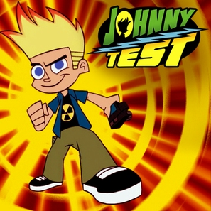 """""""Johnny Test"""" - Movie Cover (thumbnail)"""