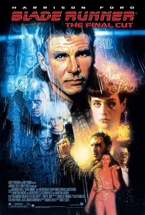 Blade Runner - Movie Poster (thumbnail)