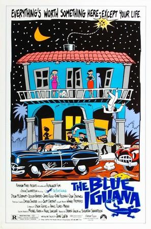 The Blue Iguana - Movie Poster (thumbnail)