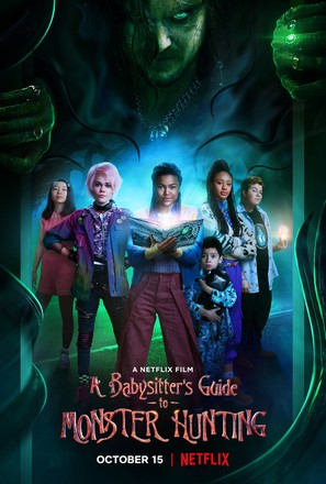 A Babysitter's Guide to Monster Hunting - Movie Poster (thumbnail)