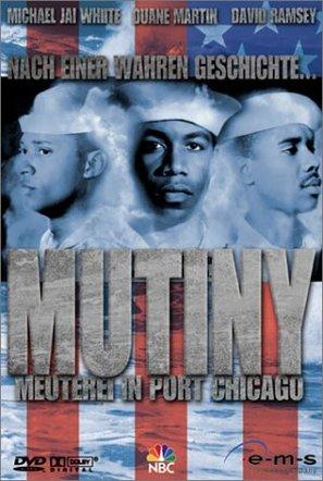 Mutiny - German Movie Cover (thumbnail)