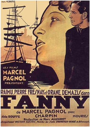 Fanny - French Movie Poster (thumbnail)