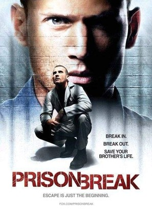 """Prison Break"" - Movie Poster (thumbnail)"