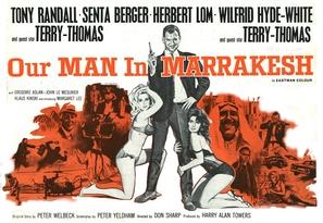 Our Man in Marrakesh - British Movie Poster (thumbnail)